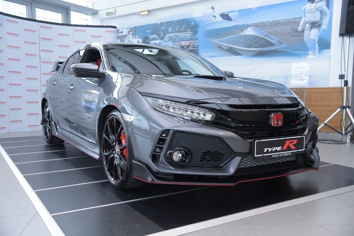 Honda Civic Open Day