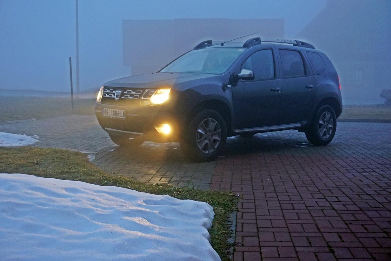 Dacia Duster Laureate 1.5 dCi EDC – Hiljadu i prvi test