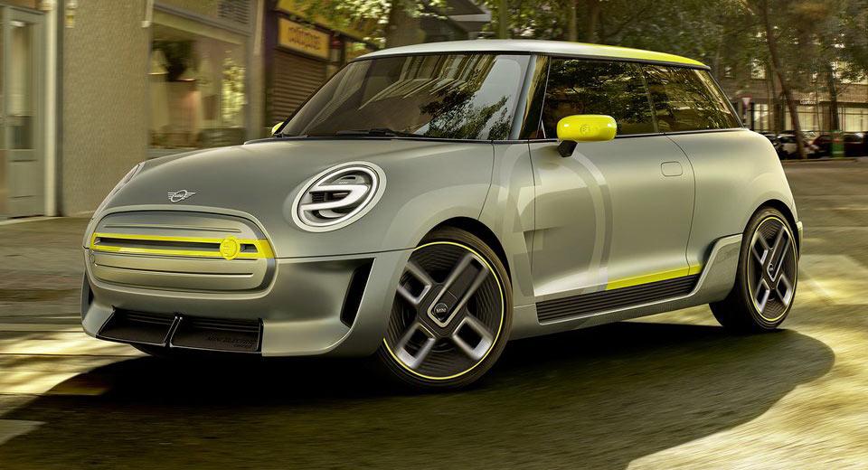 Da li će MINI praviti samo električne automobile?
