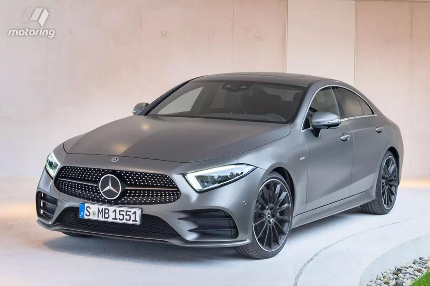 Svetska premijera Mercedes-Benz CLS