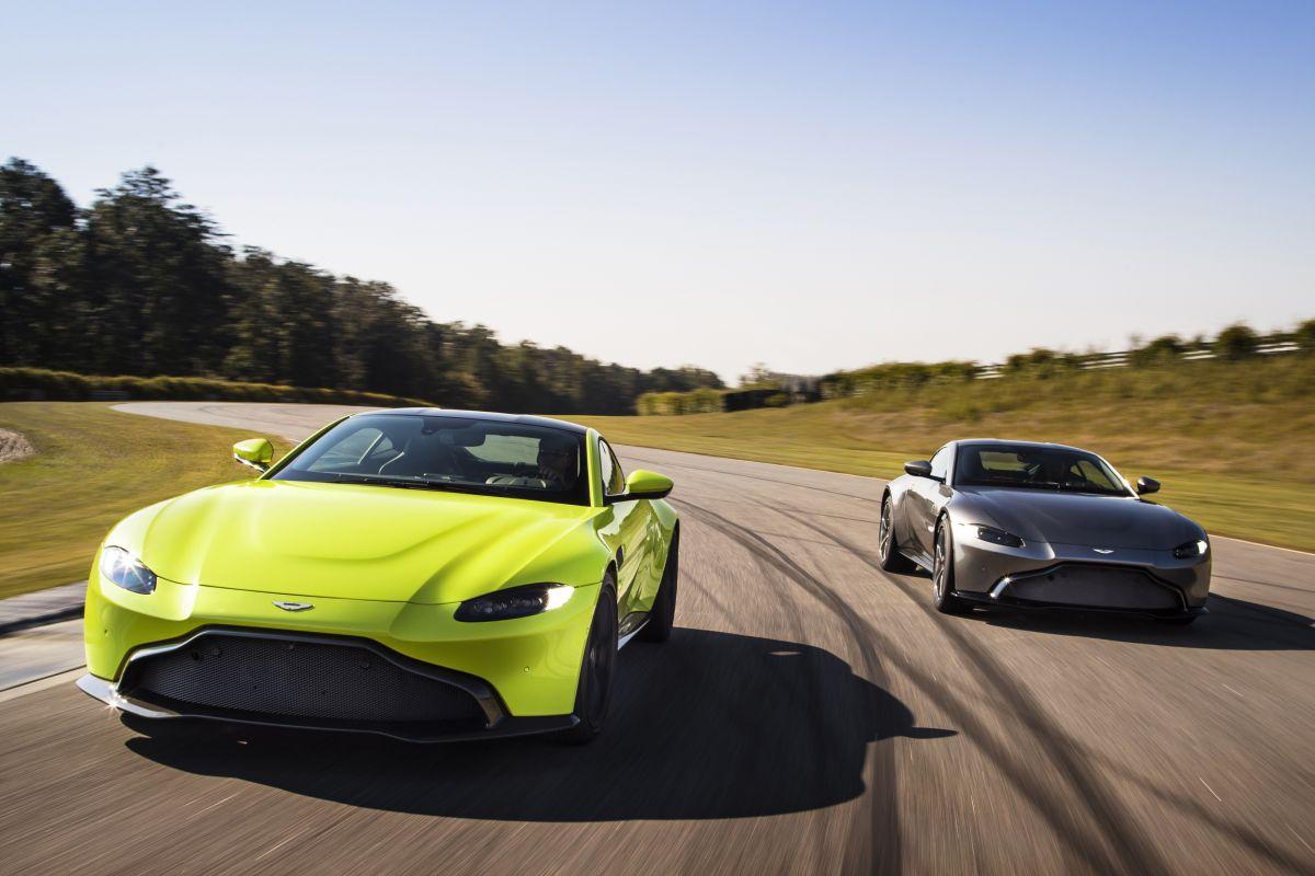 Aston Martin planira da preuzme još motora od Mercedesa
