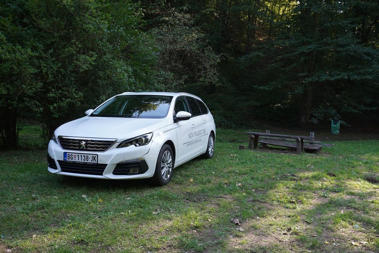 Peugeot 308 SW 1.6 HDi 120 Allure – Štedljiv i praktičan sa stilom