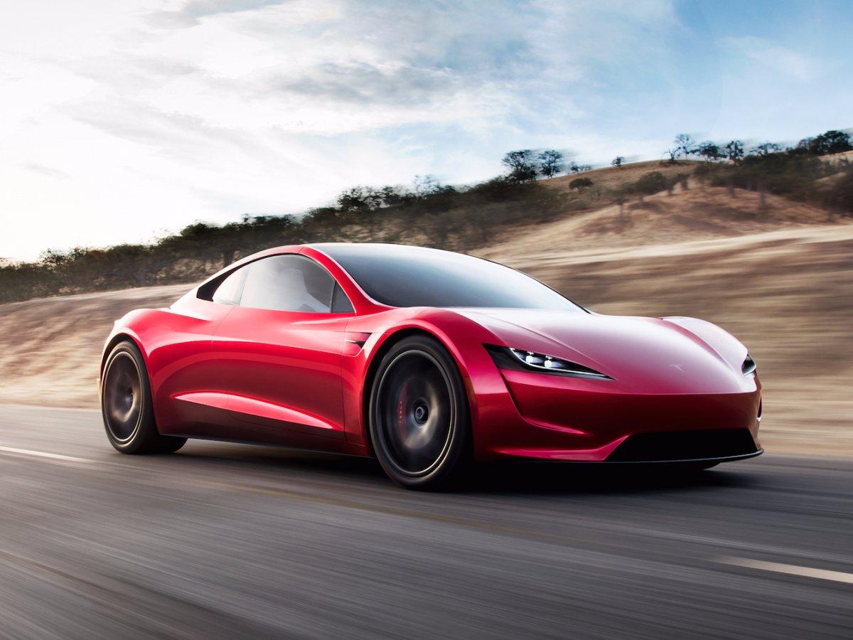 Tesla Roadster će biti sporiji nego što je najavljeno