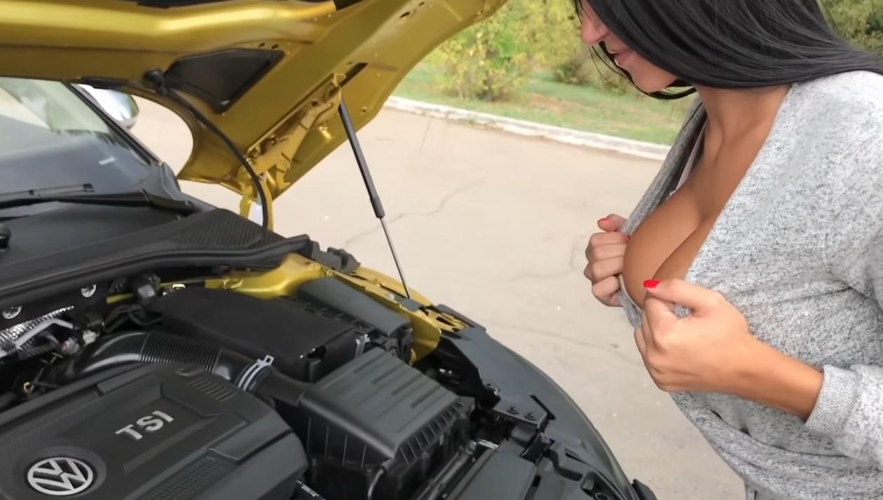 Ovako Ukrajinci testiraju Volkswagen Arteon (video)
