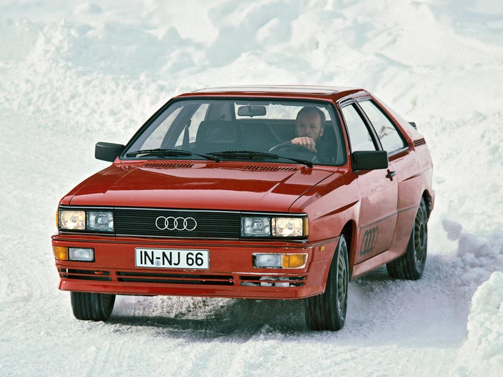 Audi Quattro – Reli legenda