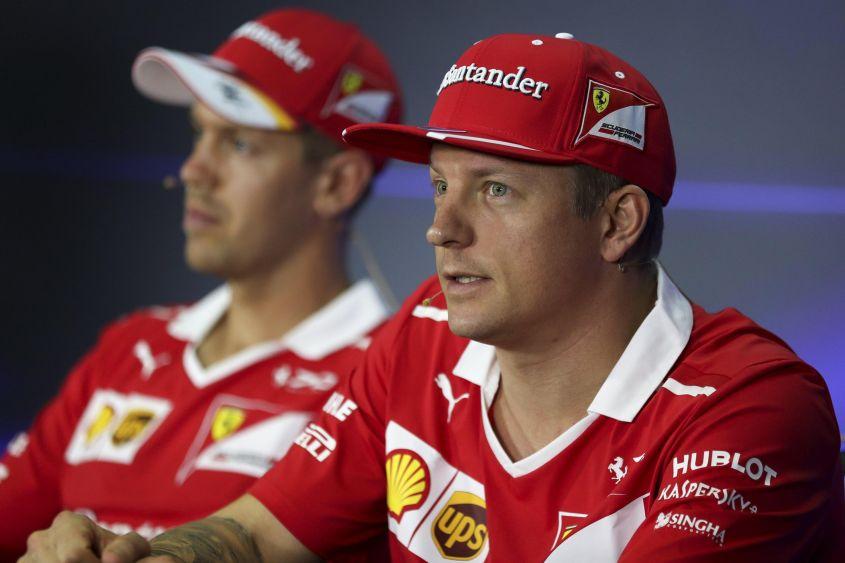 Ferrari: Raikonen mora da pokaže top formu da bi obezbedio ugovor