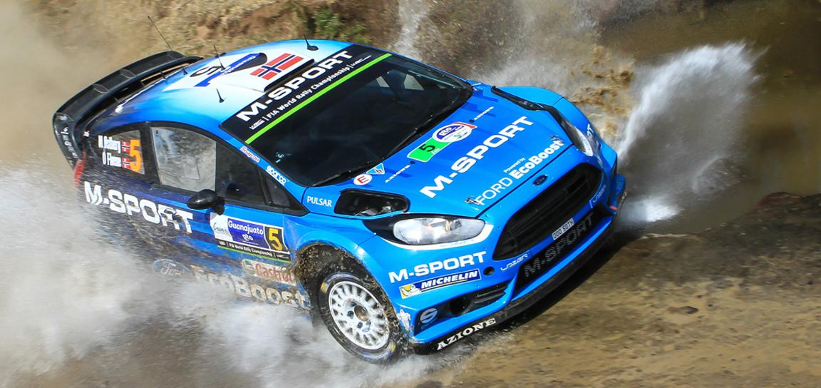 Ford pruža fabričku podršku M-Sportu