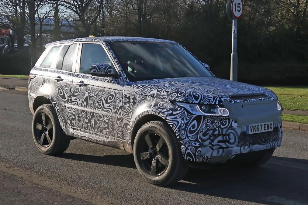 Land Rover Defender (2018.): prve informacije i fotografije ranog prototipa