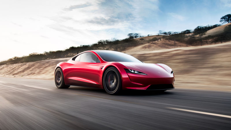 Da li Tesla Roadster zaista isporučuje 10000 Nm? (video)