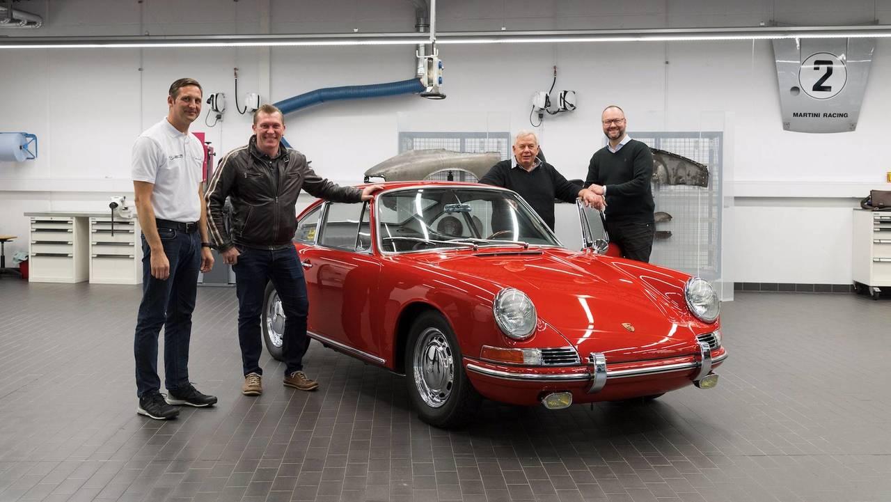 Kako je Porsche 911 dobio svoje ime (video i galerija)