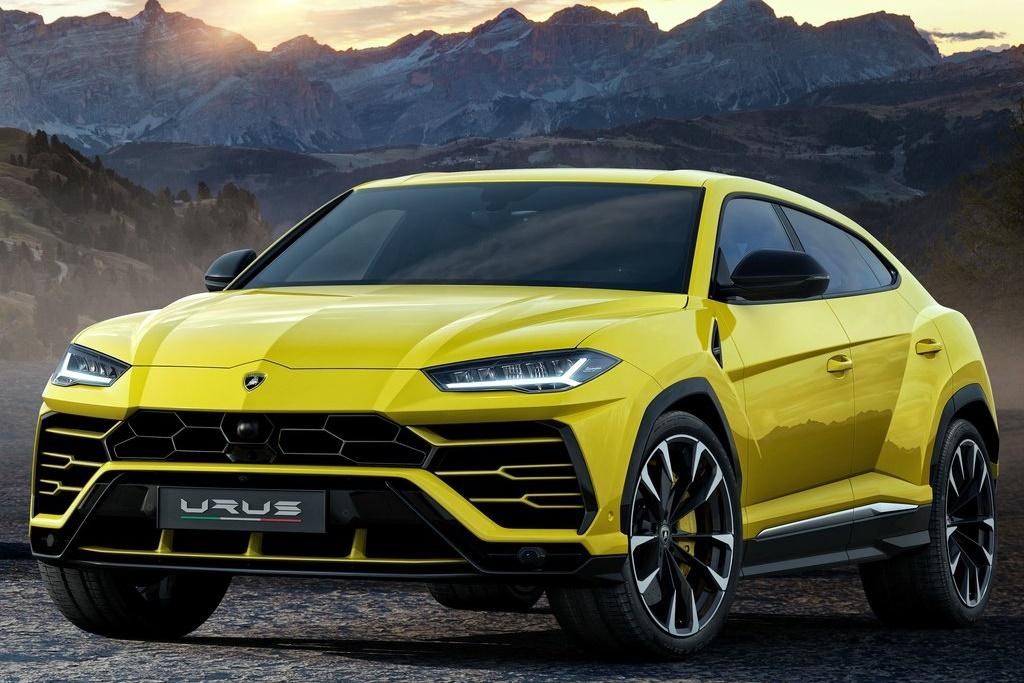 Lamborghini Urus – premijera! (video i galerija)