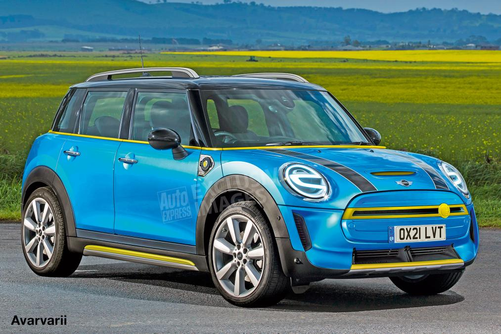 Mini bejbi Countryman stiže 2021.