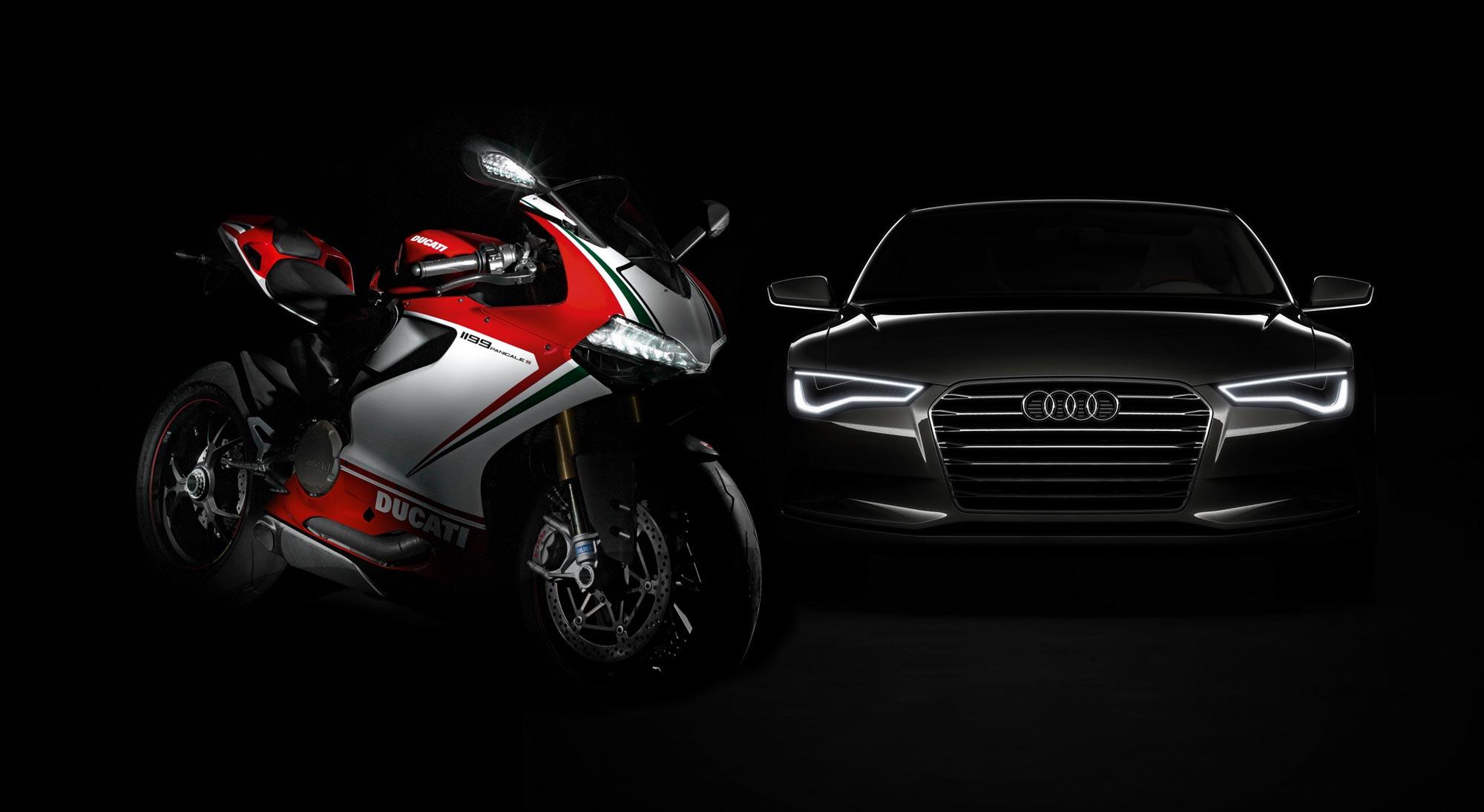 Audi ne prodaje Ducati