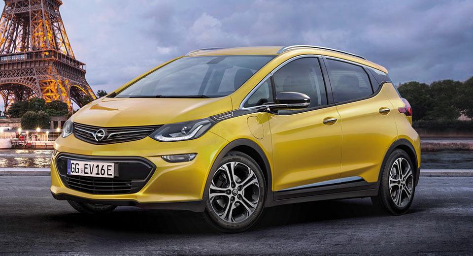 Opel gubi 10.000 evra po prodatoj Amperi-e?