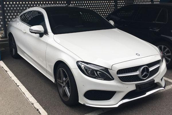 Timska igra policije i mafije – Mercedes ukraden u Australiji pronađen u Dubaiju