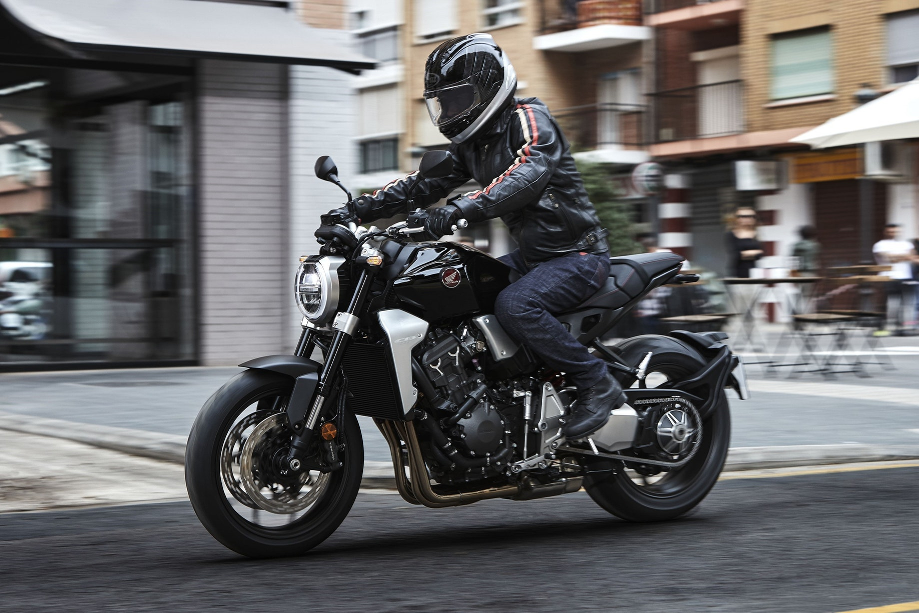 Honda CB1000R (galerija)