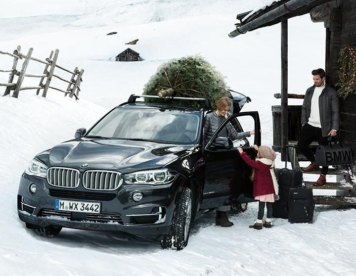 Draga, za Božić mi kupi nešto sa BMW oznakom (galerija)