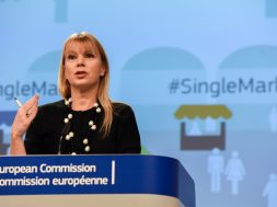 """Press conference on the package """"A European services economy that works for Europeans"""" and a new Commission initiative to improve health and safety for workers"""
