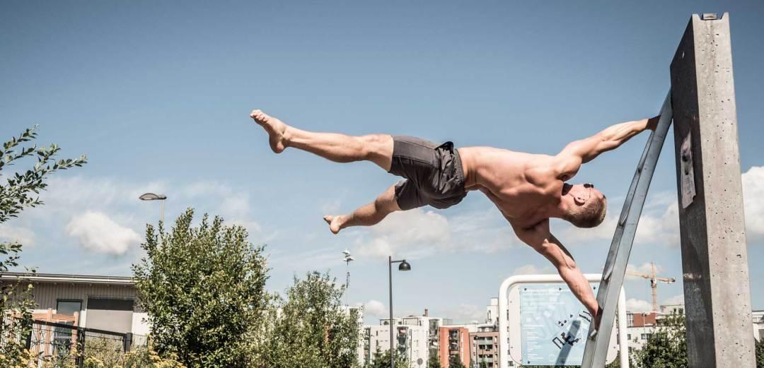 Calisthenics-brzo i jeftino vežbanje