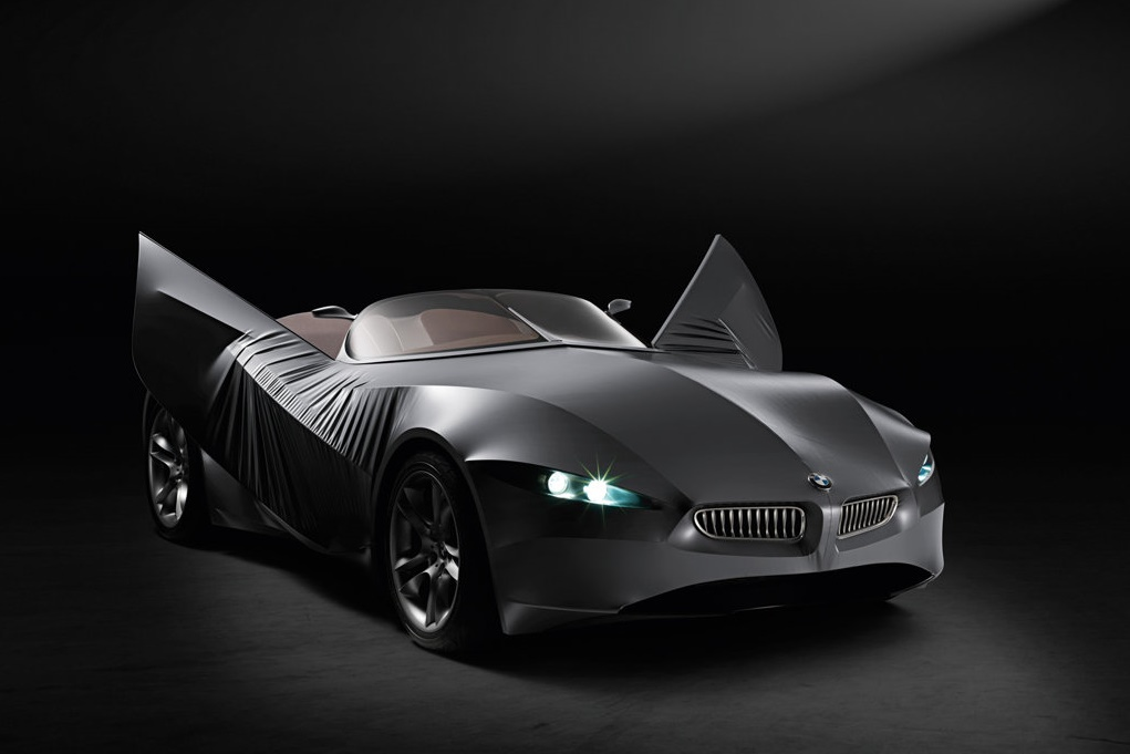 BMW GINA Light Visionary Model – zaboravljeni koncept (galerija)