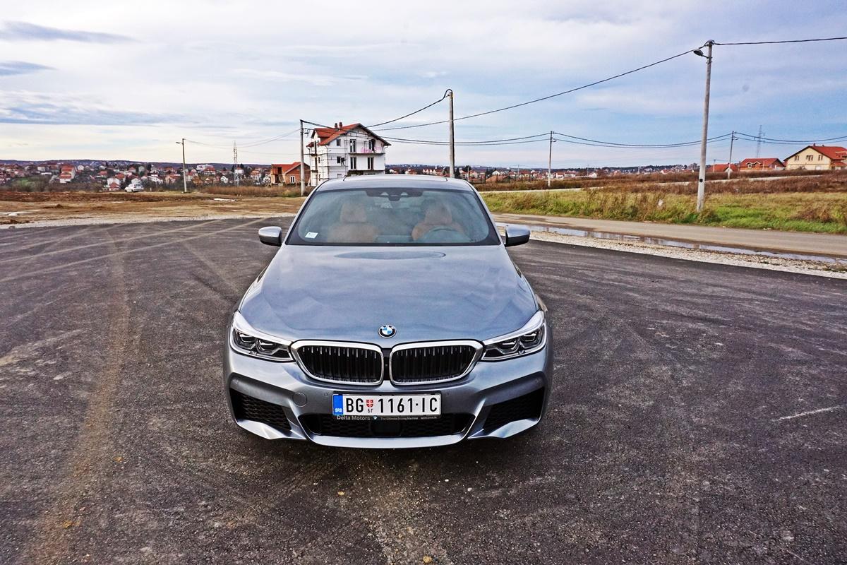 BMW serija 6 GT 630d xDrive – Samo za mame i tate (40+)