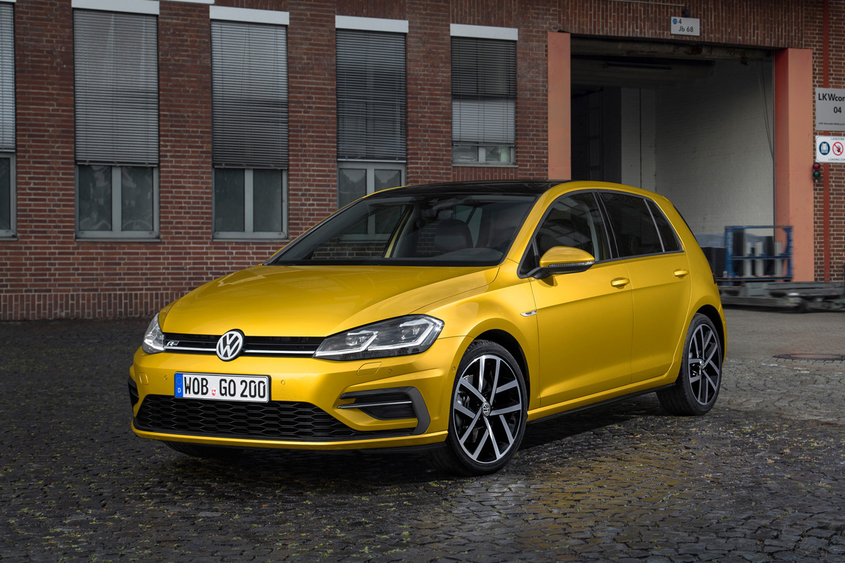 10 najprodavanijih automobila u Evropi 2017. godine