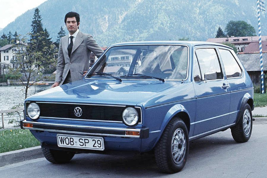 Volkswagen Golf istorija: Golf I (prvi deo)