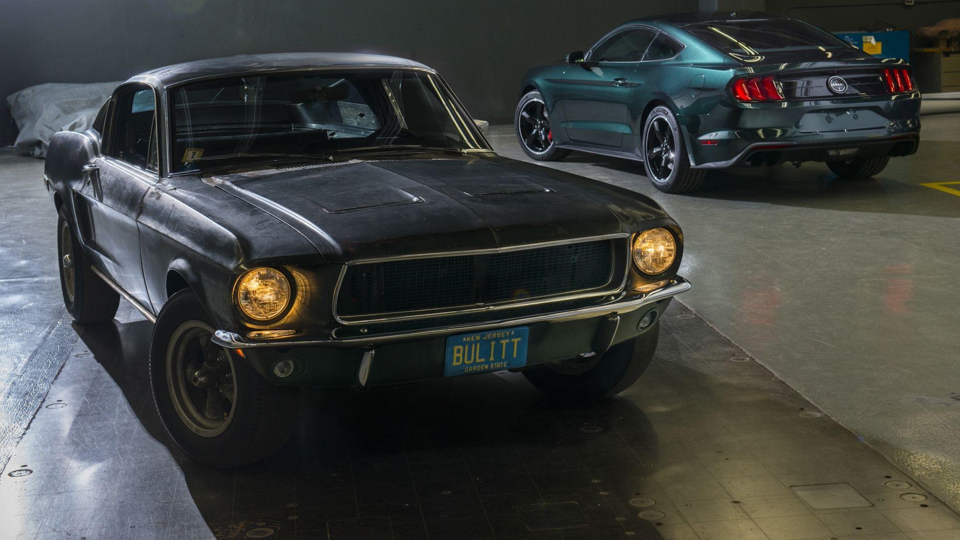 Rešena enigma: Pronađen Mustang iz Bullitta