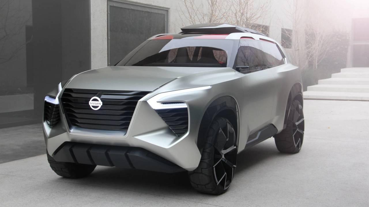Nissan Xmotion koncept (video)