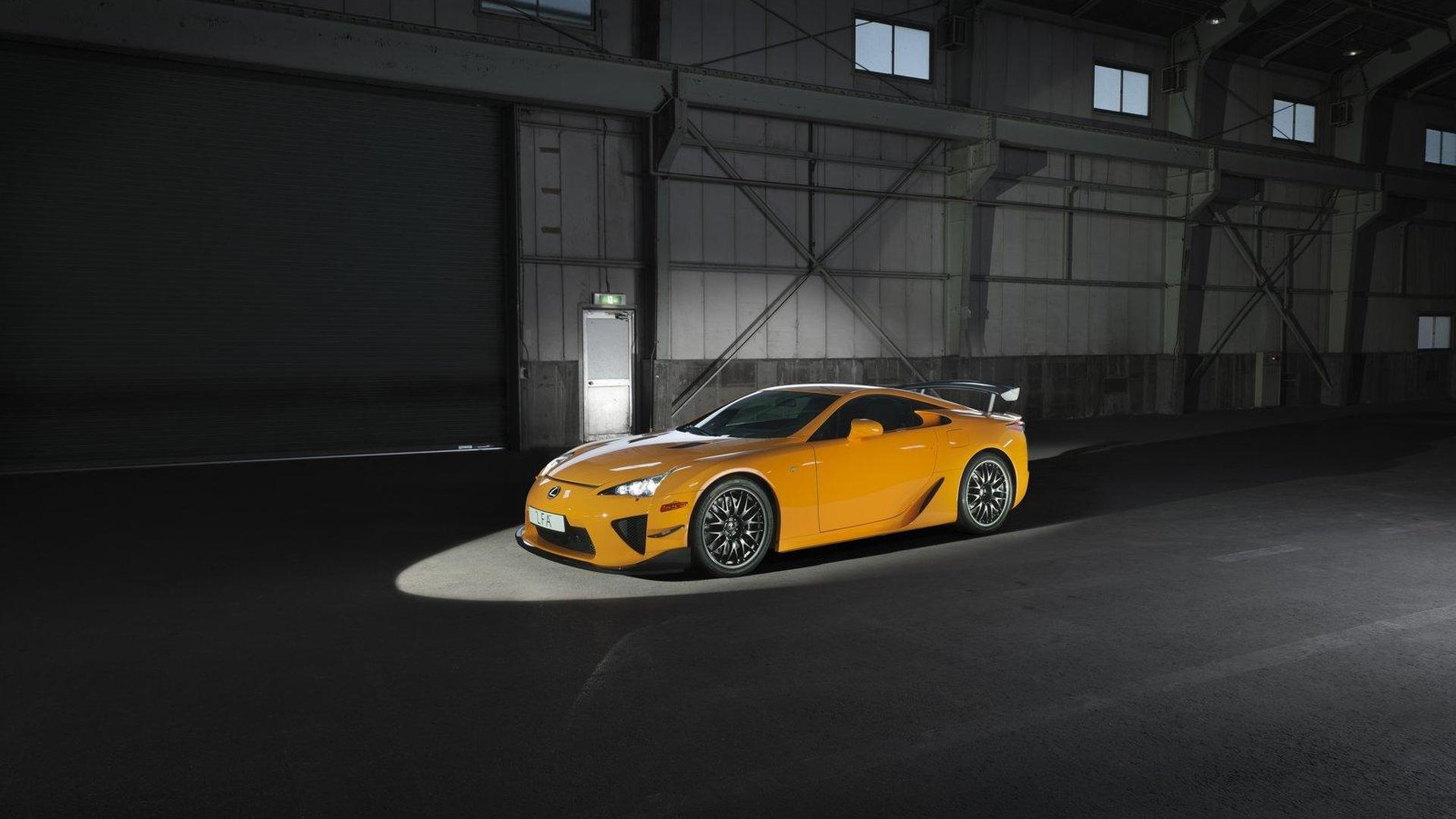 Naslednik Lexusa LFA ipak moguć? (video)