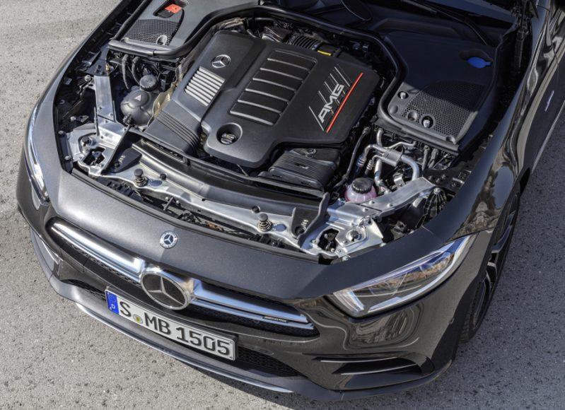 Mercedes-AMG CLS 53, C257, 2017