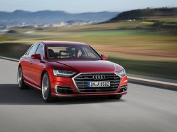 2019 Audi A6 Overview