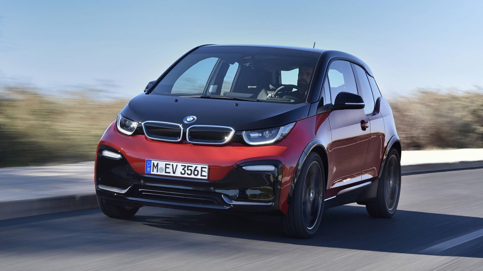 BMW i Mercedes rade zajedno na novoj platformi?!