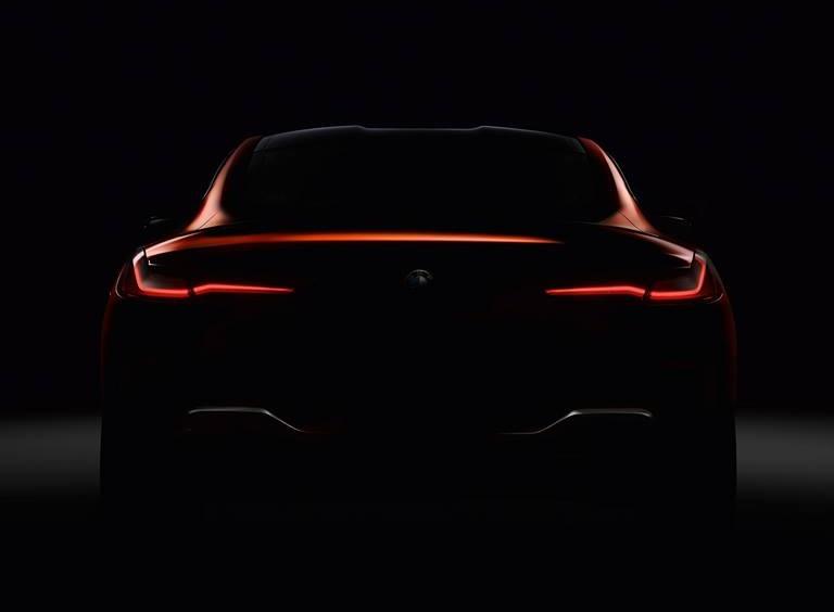 """BMW serije 8 – prvi tizer i zvanične """"kamo"""" fotografije (galerija)"""