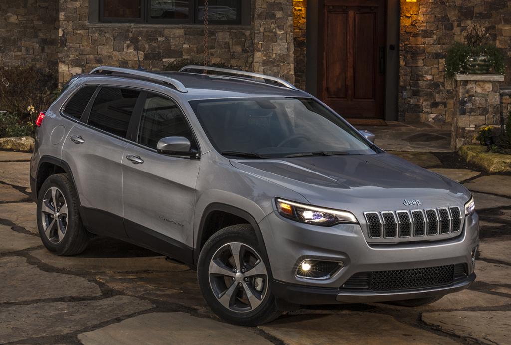Jeep Cherokee (2019.)