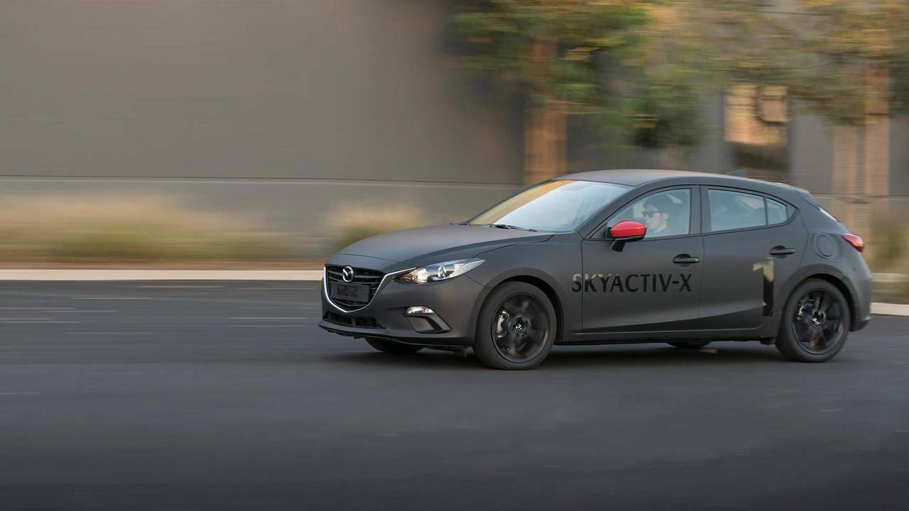 Mazda SkyActiv-X – prve vožnje prototipova