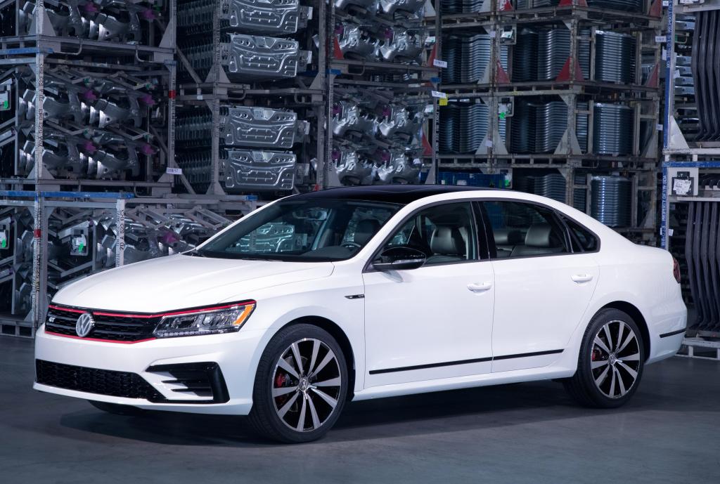 Volkswagen Passat GT za američko tržište (2019.)