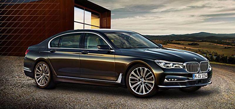 BMW serije 7 redizajn od marta 2019.