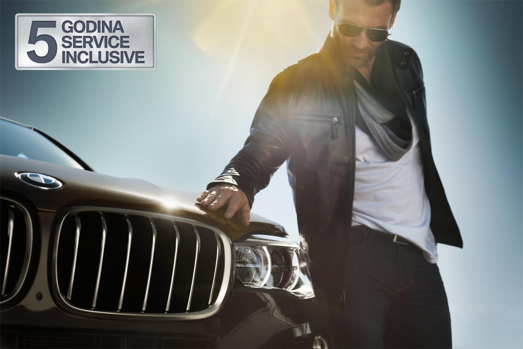 Novi MINI i BMW uz SERVICE INCLUSIVE u trajanju od 4 godine odnosno 5 godina