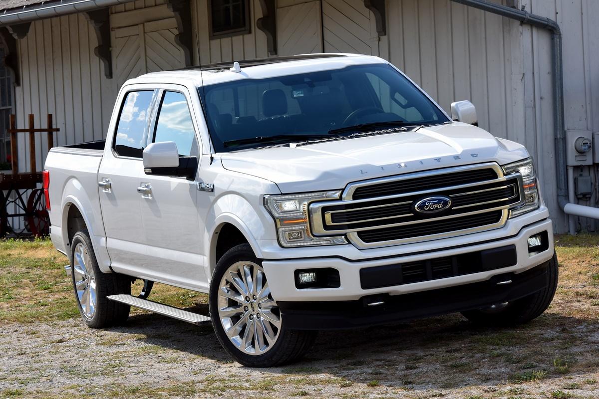 Ford F-Series ponovo najprodavaniji u Americi