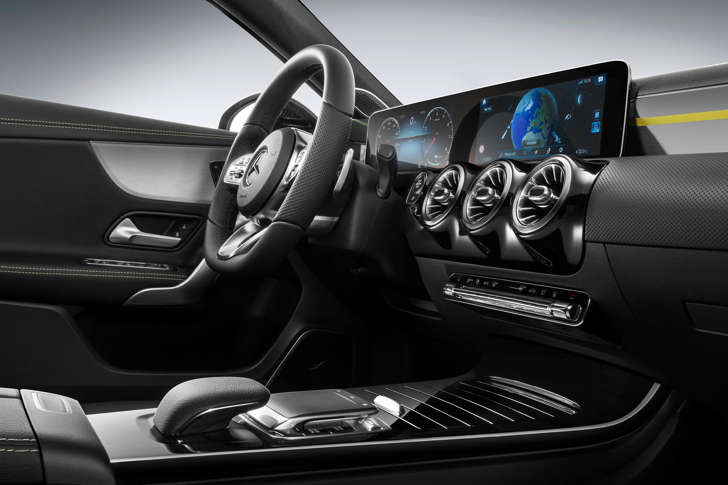 Novi Mercedes A klase – najsvežije informacije