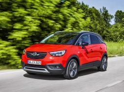 """Opel Crossland X named """"Best in Class Car 2017"""""""