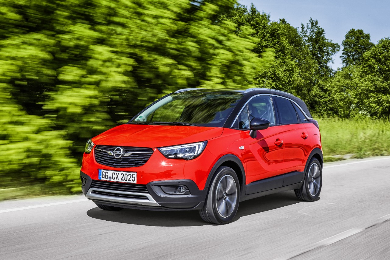 Opel Crossland X najbolji u klasi na Euro NCAP testovima