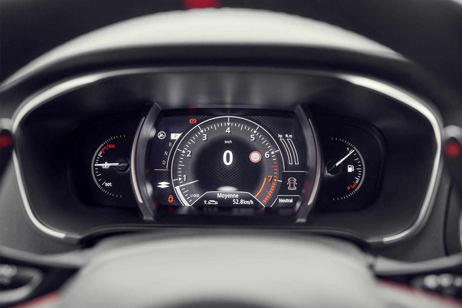 Pogledajte kako ubrzava Renault Megane RS (video)