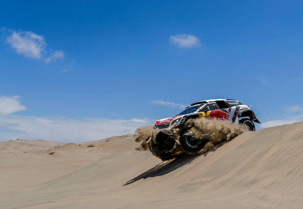 Etapa 4: Trijumf Peugeota, katastrofa Sanderlenda (galerije i video)