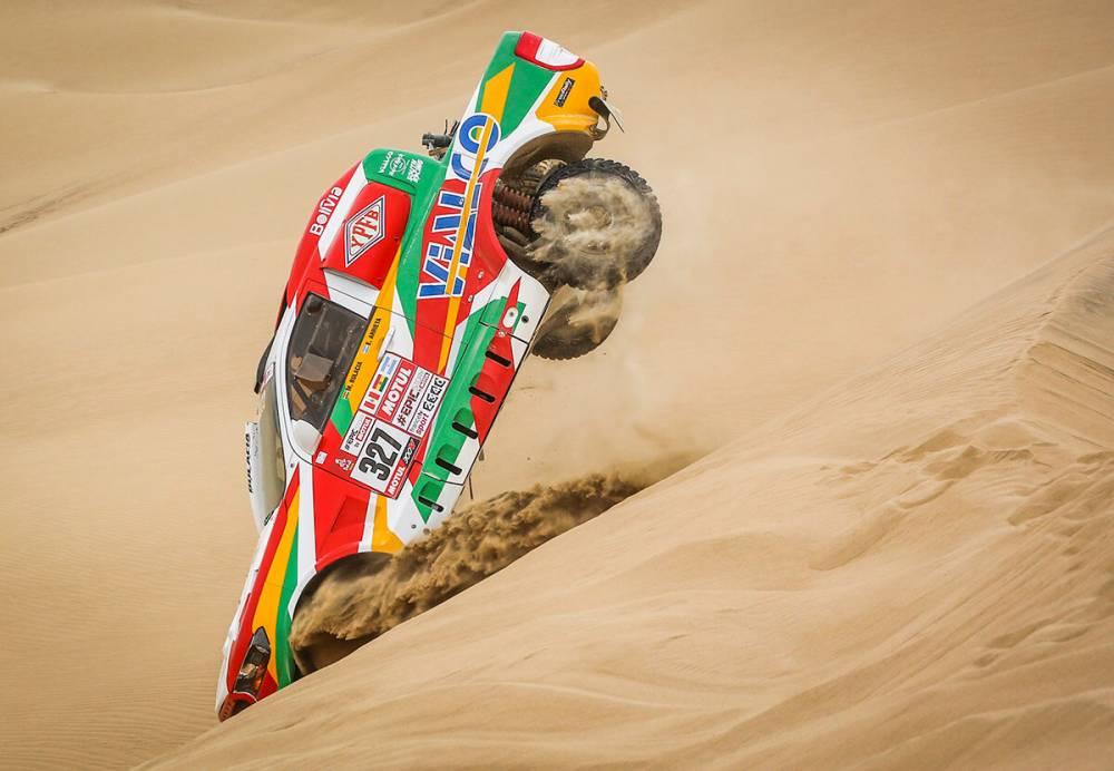 Dakar 2018. – II etapa donela dominaciju Peugeota (video)