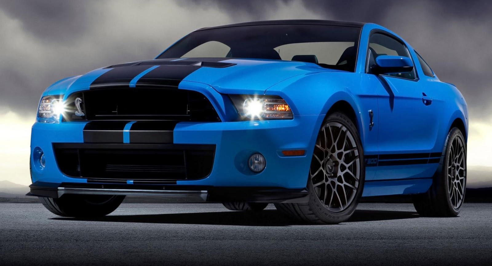 Ford Mustang Shelby GT500 spreman za brzinu preko 320 km/h