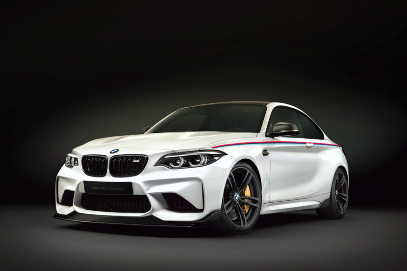 BMW M2 Competition debituje u aprilu