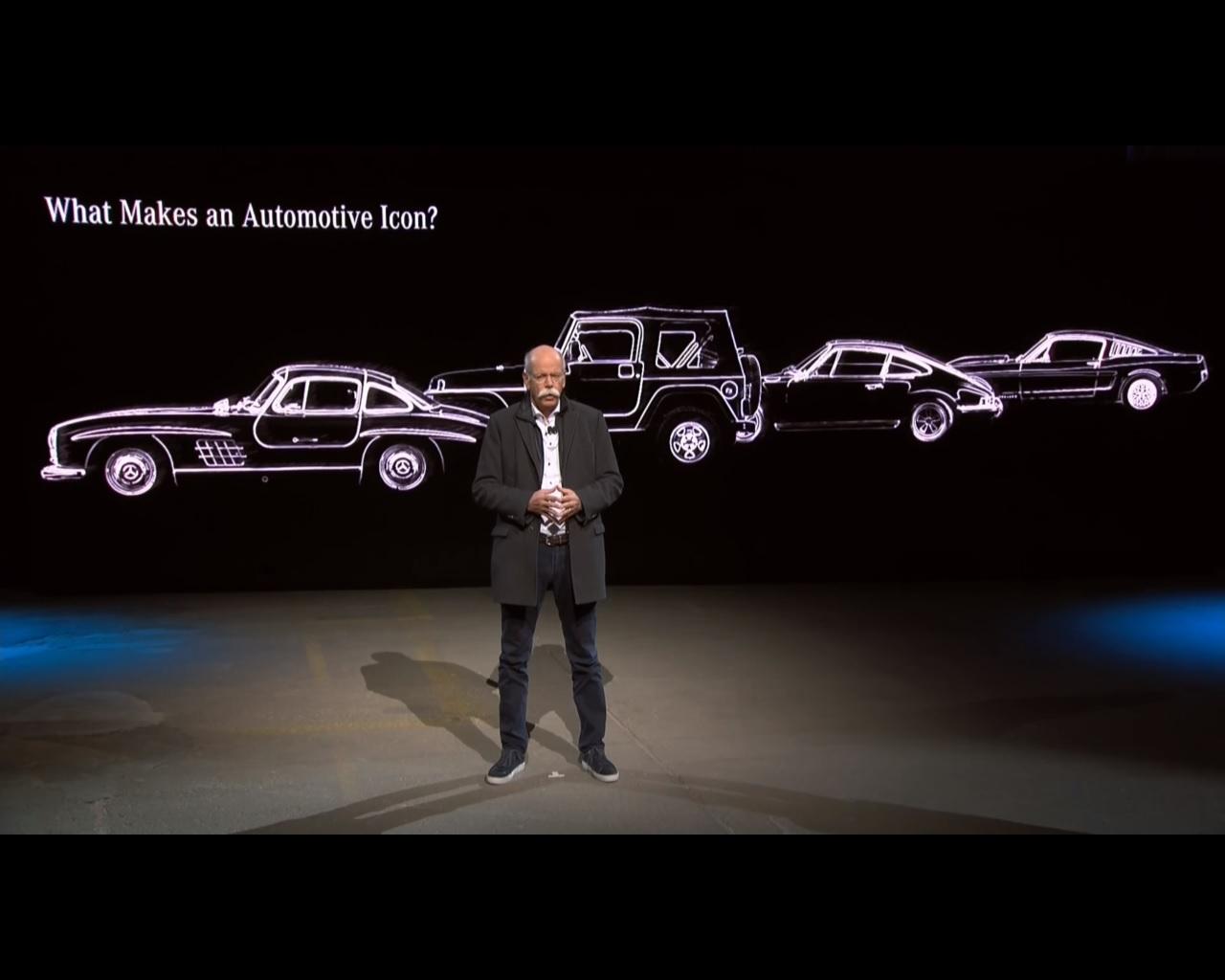 Šef Mercedesa izdvojio četiri ikone automobizma, među njima samo jedan Mercedes