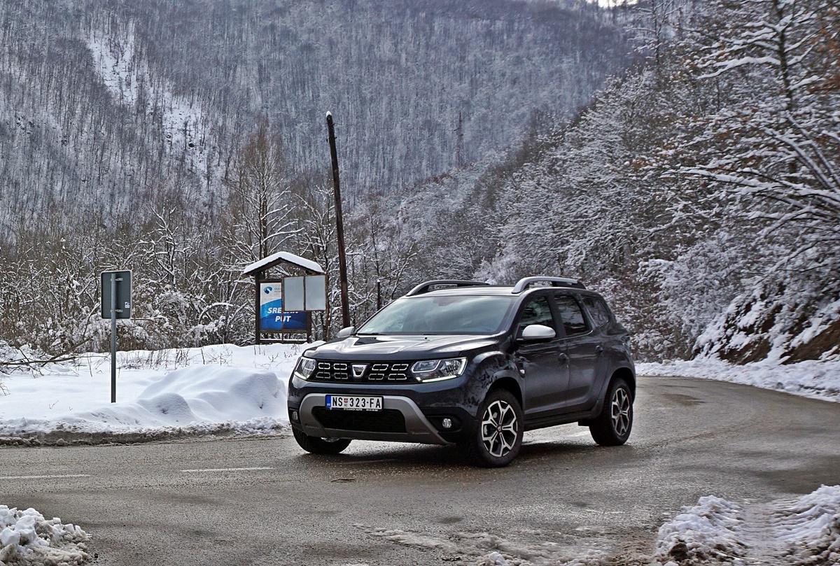 Dacia Duster 1,5 dCi 4×4 (2018.) Prva vožnja i prvo bravo!